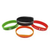 Custom Silkscreen Logo Printing M5 Smart Bracelet Silicone for Gymnasium