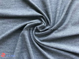 Cationic Striped Jacquard Polyester Spandex Stretch Fabric for Garment