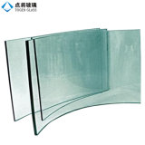 China Supplier Sliding Shower Curved Glass Door