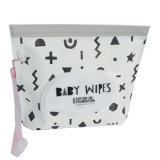 Printed Cleaning Baby Tender Wet Wipes Pouch Portable