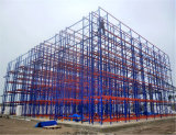 Cladding Self Rack Supported Asrs with Total Automation and Total Safety