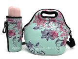 Neoprene Insulated Waterproof Lunch Tote Bag Lunch Box