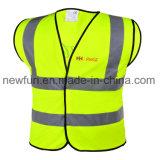 Europe Market Ce En20471 Standard Reflective Safety Vest