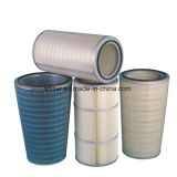 Gas Turbine Pleated Cellulose Filter Cartridge for Air Compressor