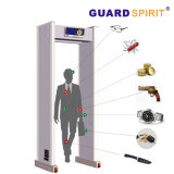 LCD Password Protection Door Frame Metal Detector with Backup Battery Supply