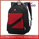Business Bag with USB Charging Water Resistant Travel Computer Laptop Backpack