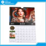 New 2018 Calendar Printing with Hanger