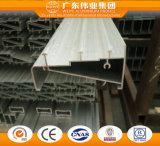 Foshan Manufacturer Weiye Brand Aluminium Profile for Sliding Window