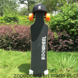Waterproof Electric Longboard Canadian Maple Electric Skateboard Longboard Electric Skateboard 500W