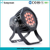 14PCS 3W IP65 Outdoor LED Spot Lighting for Disco
