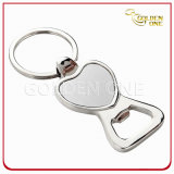 Souvenir Gift Heart Shape Bottle Opener Keyring