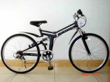 26′′*1.75 Steel Folding Bicycle/Bike for Man Sh-Fd007