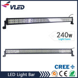 "42"" 240W Auto LED Light Bar Double Row Truck Car Driving Light for off-Road"