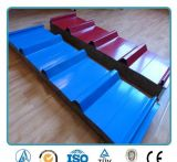 Color Galvanized Steel Rockwool Sandwich Panels for Building Materials