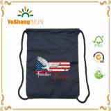 New Design Polyester Drawstring Sports Customized Backpacks
