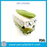 Nice Car Ceramic Money Box