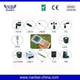 Home 433MHz Wireless Weather Station GSM WiFi