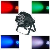 36X3w RGB 3in1 LED PAR Light Stage Lighting