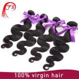 Wholesale Tangle Free Unprocessed Brazilian Body Wave Hair Weft