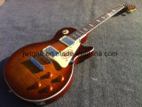 Flamed Maple Top Tabacco Color Lp Standard Electric Guitar All Color Acceptable