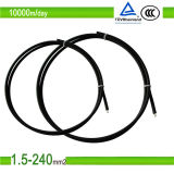 Single Core Solar Cable 4mm 6mm 10mm 16mm 25mm
