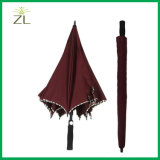 Europe Popular Gift Auto Open Hot Selling China Wholesale Golf Umbrella with Custom Logo Print