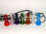 2014 New Arrival Glass Bottle Aroma Necklace for Lady Pendant Jewellery