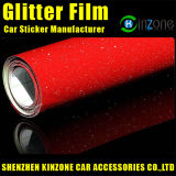 Hot Sale Shiny Glitter Film, Glitter Sanding Car Wrap Vinyl, Diamond Glitter Vinyl Roll, Car Diamond Glitter Shiny Wrap Film