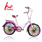 20′ Steel Frame Student/ Children Bicycle for Guys