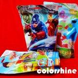 Child Carton Printing Color Puzzle Book Set
