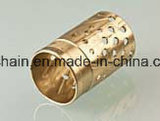 Wrapped Bronze Bearing (FB090) in Alloy Material Cusn8p