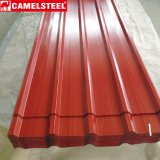 Steel Sheet Price Types of Colour Coated Roofing Sheets
