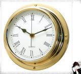 Gl198 Roman Dial 180mm Nautical Quartz Clock