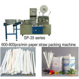 Paper Pack Single Straw Packing Machine