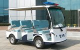 CE Approved 8 Person Electric Sightseeing Car with Stable Performance for Sale