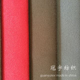 Premium Soft Polyester Short Pile Suede Fabric for Sofa