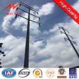 Q235 Steel Conical Transmission Poles with Galvanization