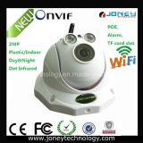 Full Function DOT Infrared 2MP HD WiFi IP Camera Poe, Alarm, TF Card Slot