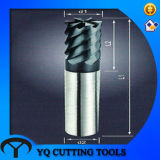 Solid Carbide Corner Radius End Mills