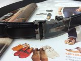 Leather Belts with Auto Buckle (YC-150612)