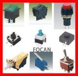 Push Button Switch; Tact Switch, Power Switch, Rock Switch; Toggle Switch; Push Switch, Pressure Switch (FC-16111)