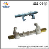 Forged Galvanized Steel Shipping Container Corner Bridge Fitting