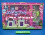 Villa Plastic Toys Doll House Set Toys for Girl (7174124)