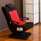 Wireless Game Chair with Elastic Parametric Material (D1)