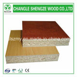 15mm 18mm Wood Grain Melamine Color Particle Board