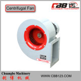 Electric Centrifugal Fan for Machine Cooling