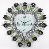 Creative Wrought Iron Wall Clock (MC-022)