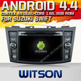 Witson Android 4.4 System Car DVD for Suzuki Swift 2012 (W2-A7055)