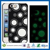Noctilucent Plastic Case Cover for iPhone 5