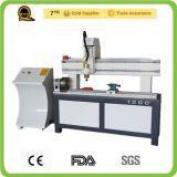 Jinan Workshop Supply Stepper Motor Cylinder CNC Router Machine